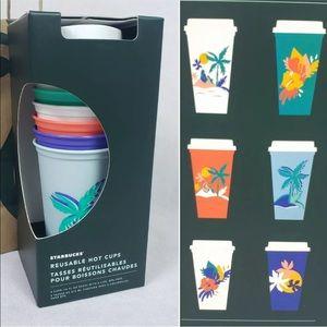 Starbucks Reusable Hot Cups Summer 2020